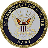 My Granddaughter is in the Navy 1