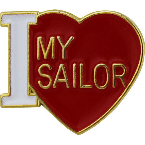 I Heart My Sailor 5/8