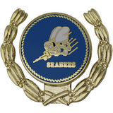 Seabee Logo with Wreath 1