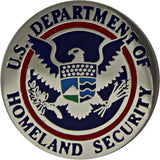 Department of Homeland Security 3/4