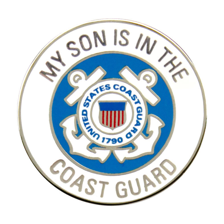 My Son is in the Coast Guard 7/8