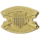 Coast Guard Honor Guard Badge