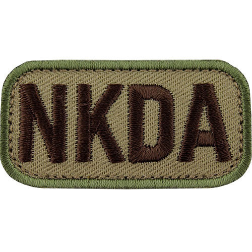 NKDA - No Known Drug Allergies MultiCam (OCP) Patch