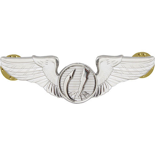 Air Force Basic Remotely Piloted Aircraft Sensor Operator Badge - Mirror Finish