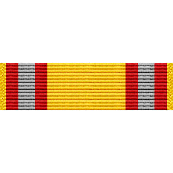 Coast Guard Auxiliary Sustained Service Award Ribbon