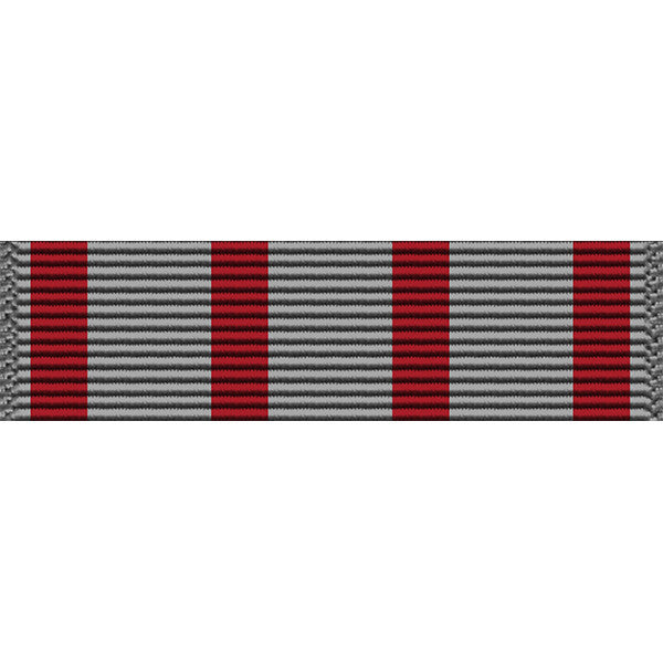 Coast Guard Auxiliary Certificate of Operational Merit B Ribbon