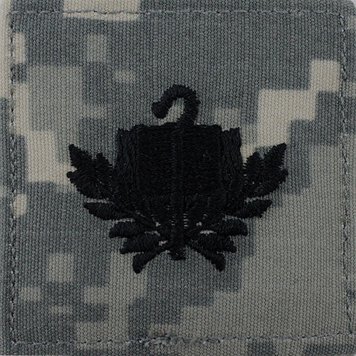 Army Chaplain Candidate ACU Patch