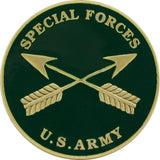 U.S. Army Special Forces Coin