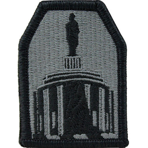 Oregon National Guard Headquarters ACU Patch