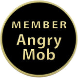 Don't Tread On Me Angry Mob Coin