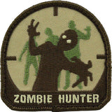 Zombie Hunter Multicam Patch