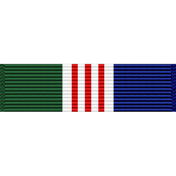 Washington D.C. National Guard Commendation Ribbon