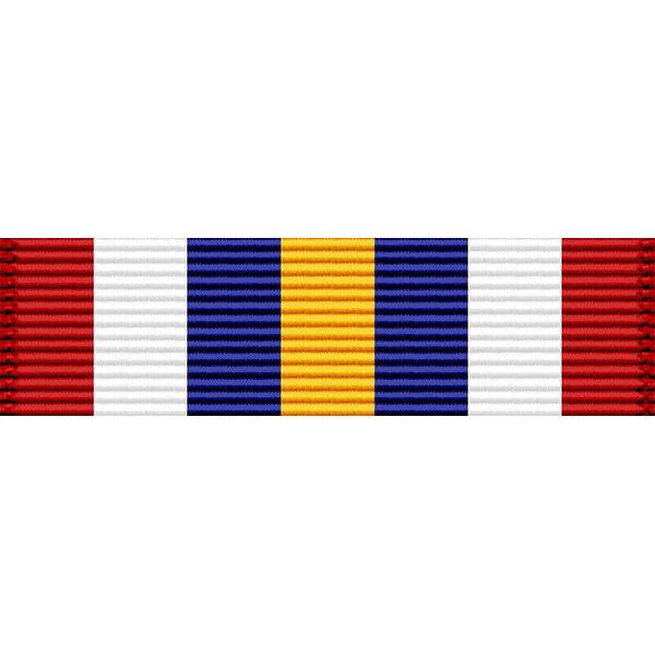 Idaho National Guard Emergency Duty Ribbon