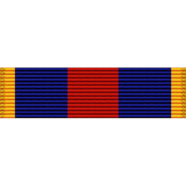 Indiana National Guard Emergency Service Ribbon