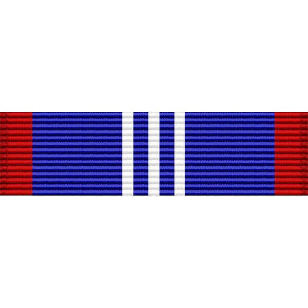 Louisiana National Guard Distinguished Service Cross Ribbon