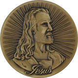 Jesus King of Kings John 3:16 Challenge Coin