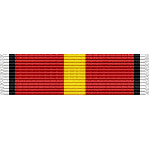 Maryland National Guard Emergency Service Ribbon