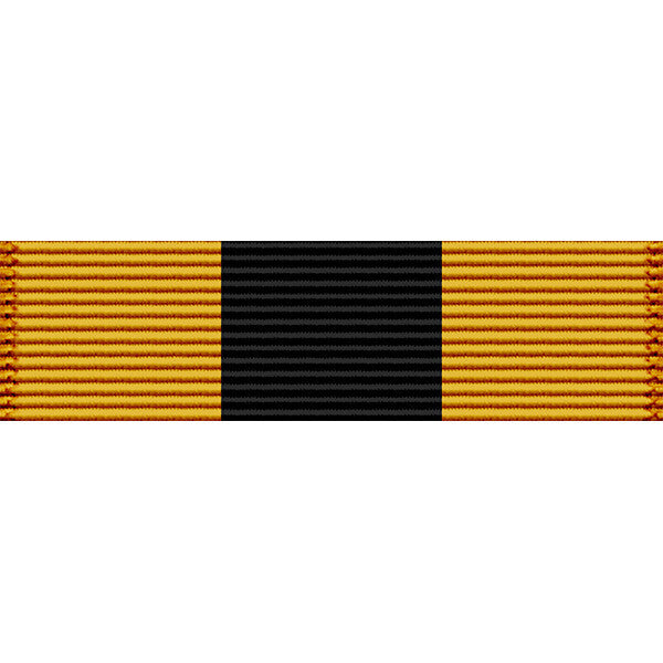 Missouri National Guard Long Service Ten Year Ribbon