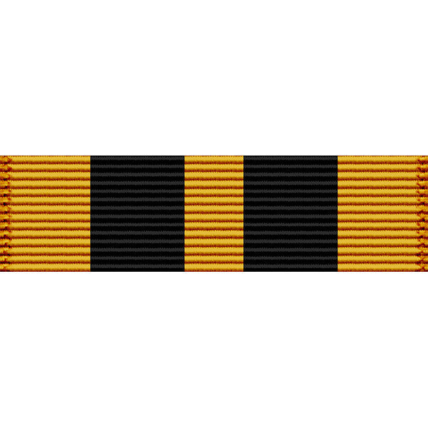 Missouri National Guard Long Service Twenty Year Ribbon