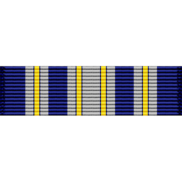 Nebraska National Guard Emergency Service Ribbon