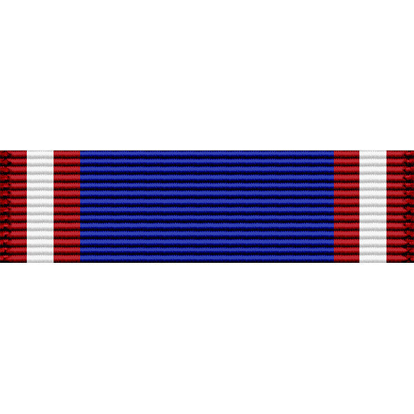 Nebraska National Guard Service Ribbon
