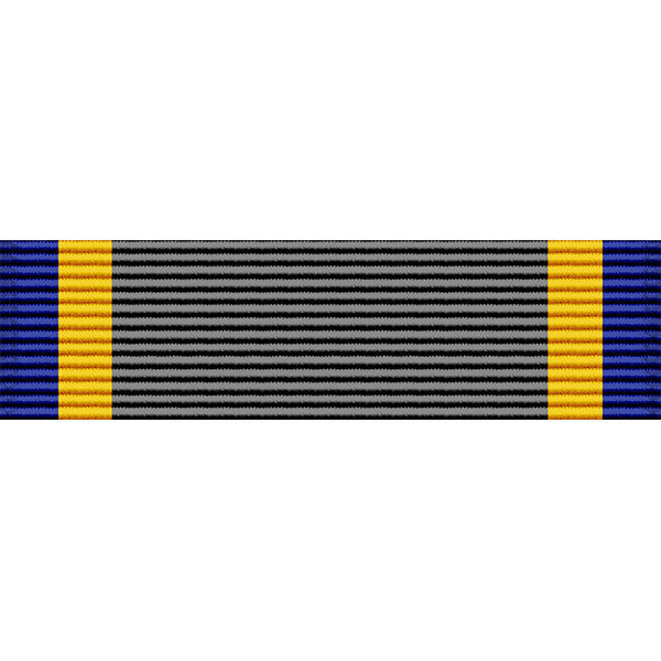 New Jersey National Guard Merit Award Ribbon