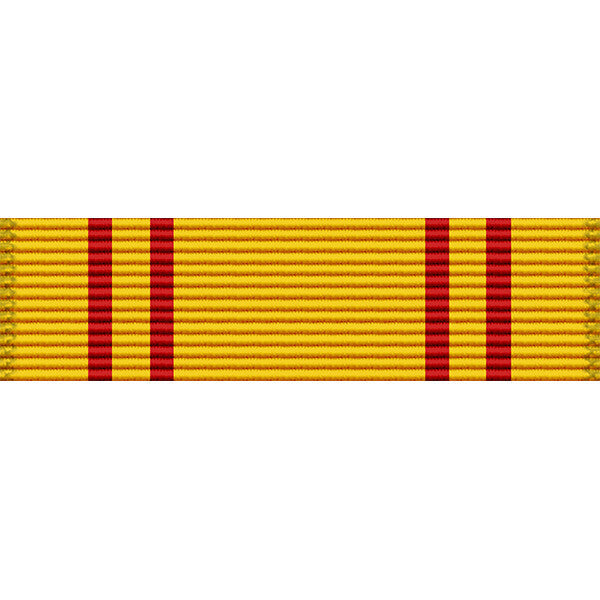 New Mexico National Guard Long Service Ribbon