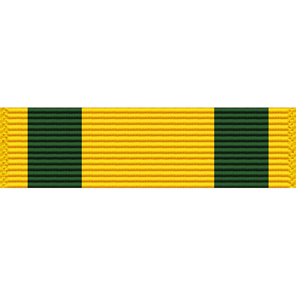 New Mexico National Guard Outstanding Service Ribbon