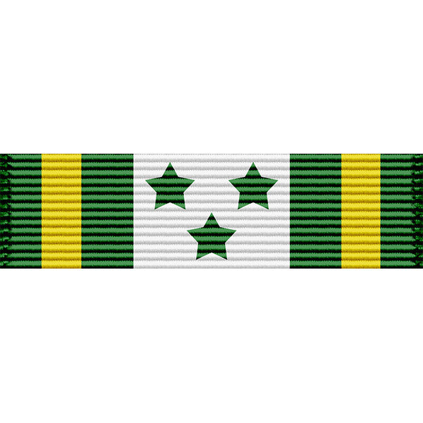 North Dakota National Guard Distinguished Service Ribbon