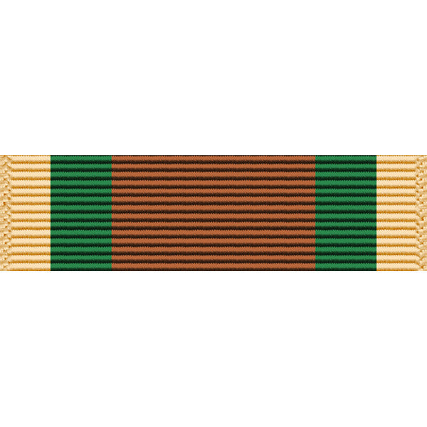 Oklahoma National Guard Commendation Ribbon