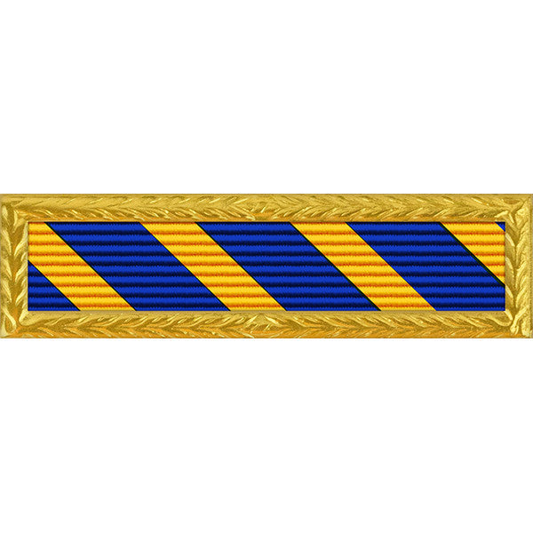 Pennsylvania National Guard Governor's Unit Citation with NAVY/AF/MC/CG Frame