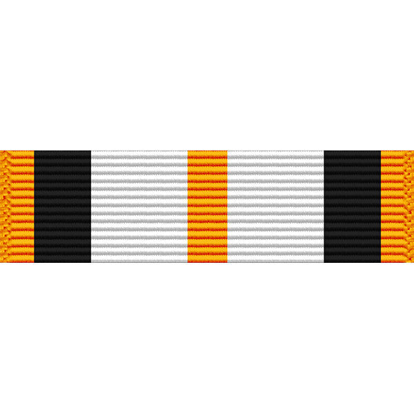 Rhode Island National Guard Emergency Service Ribbon