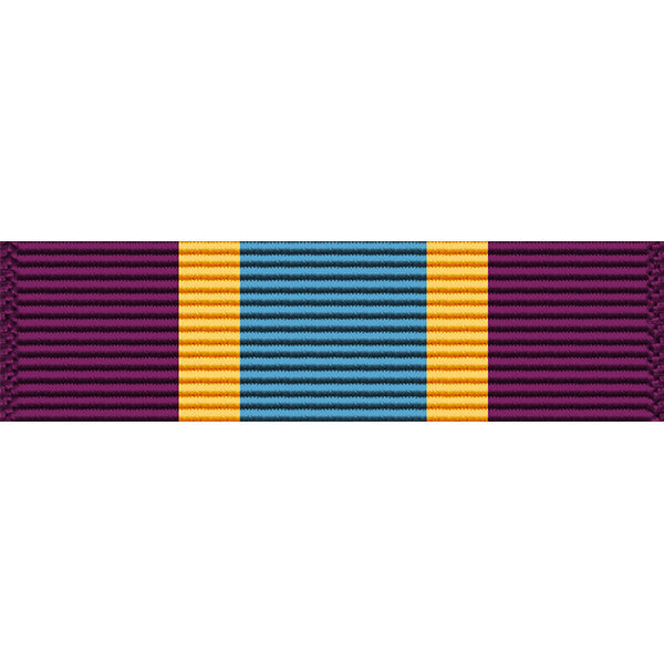South Dakota National Guard Emergency Operations Ribbon