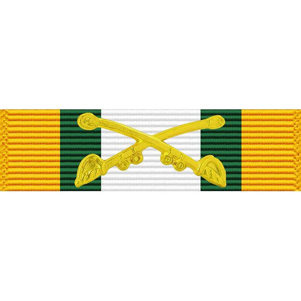 Texas National Guard Cavalry Service Ribbon