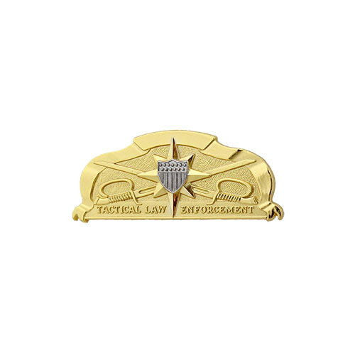 Coast Guard Miniature Tactical Law Enforcement Badge