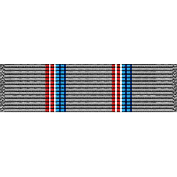 Vermont National Guard Good Conduct Ribbon