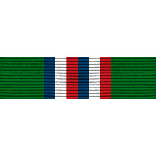 Texas National Guard Enlisted Basic Training Ribbon