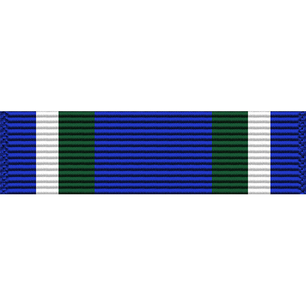 Virginia National Guard Emergency Service Ribbon
