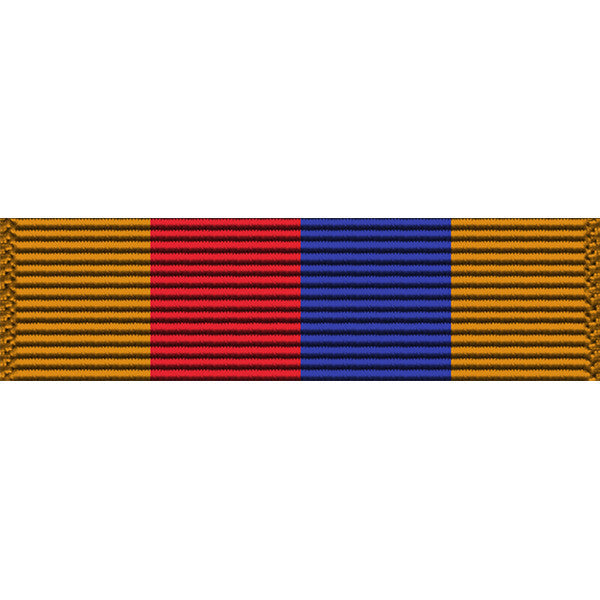 Wisconsin National Guard Recruiting Ribbon