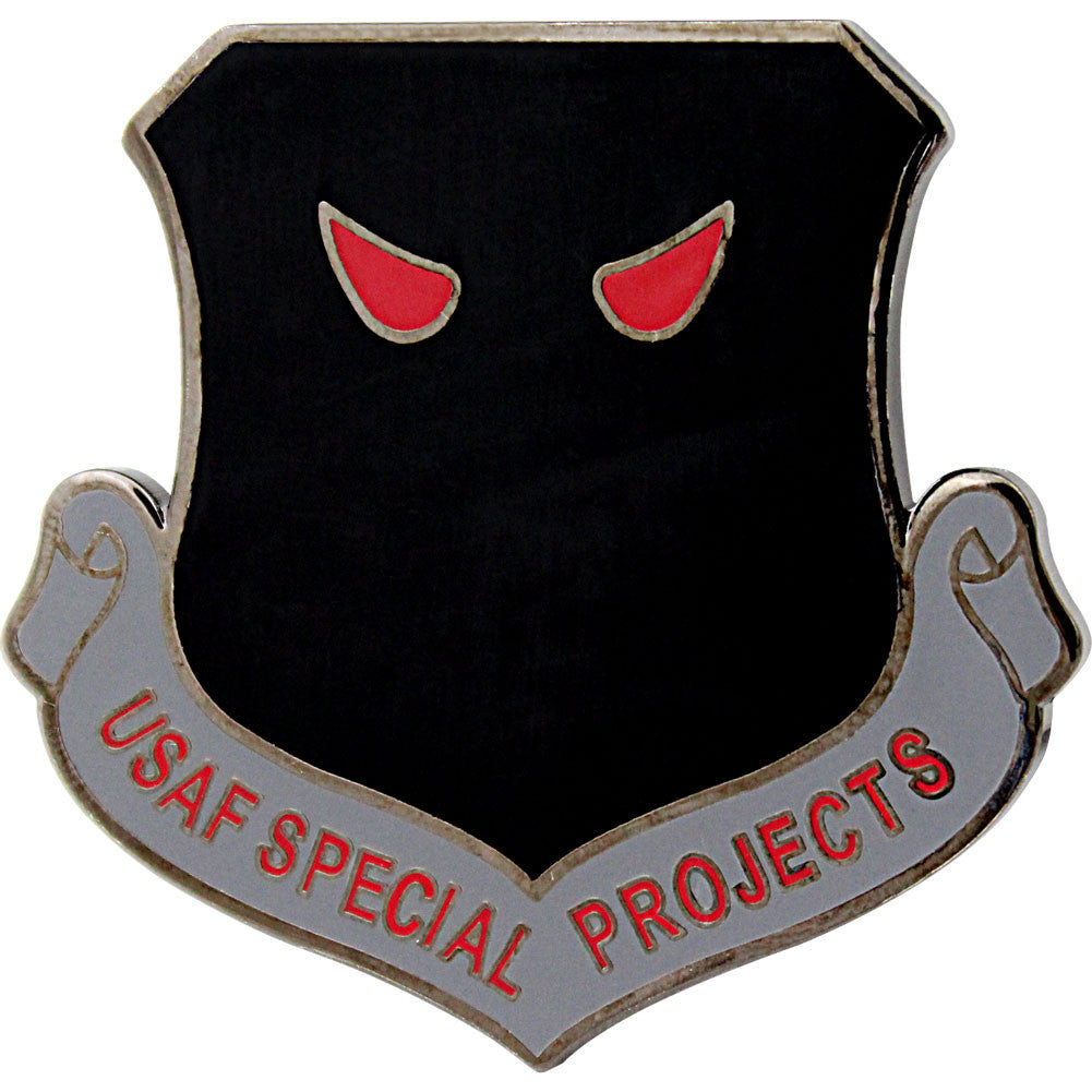USAF Special Projects Coin - Front