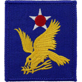 WWII Army Air Corps 2nd Air Force Class A Patch