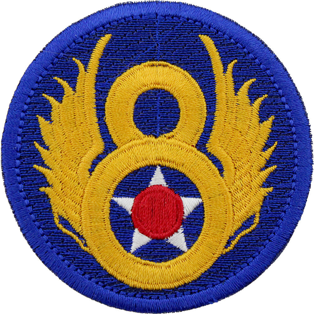 WWII Army Air Corps 8th Air Force Class A Patch