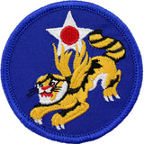 WWII Army Air Corps 14th Air Force Class A Patch