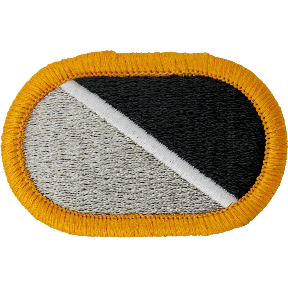 U.S. Army 1st Special Warfare Training Group Airborne Oval Patch