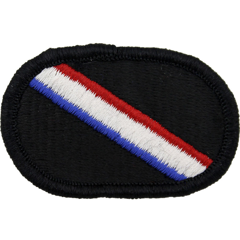 U.S. Army 3rd Special Operations Command Army Theater Oval Patch