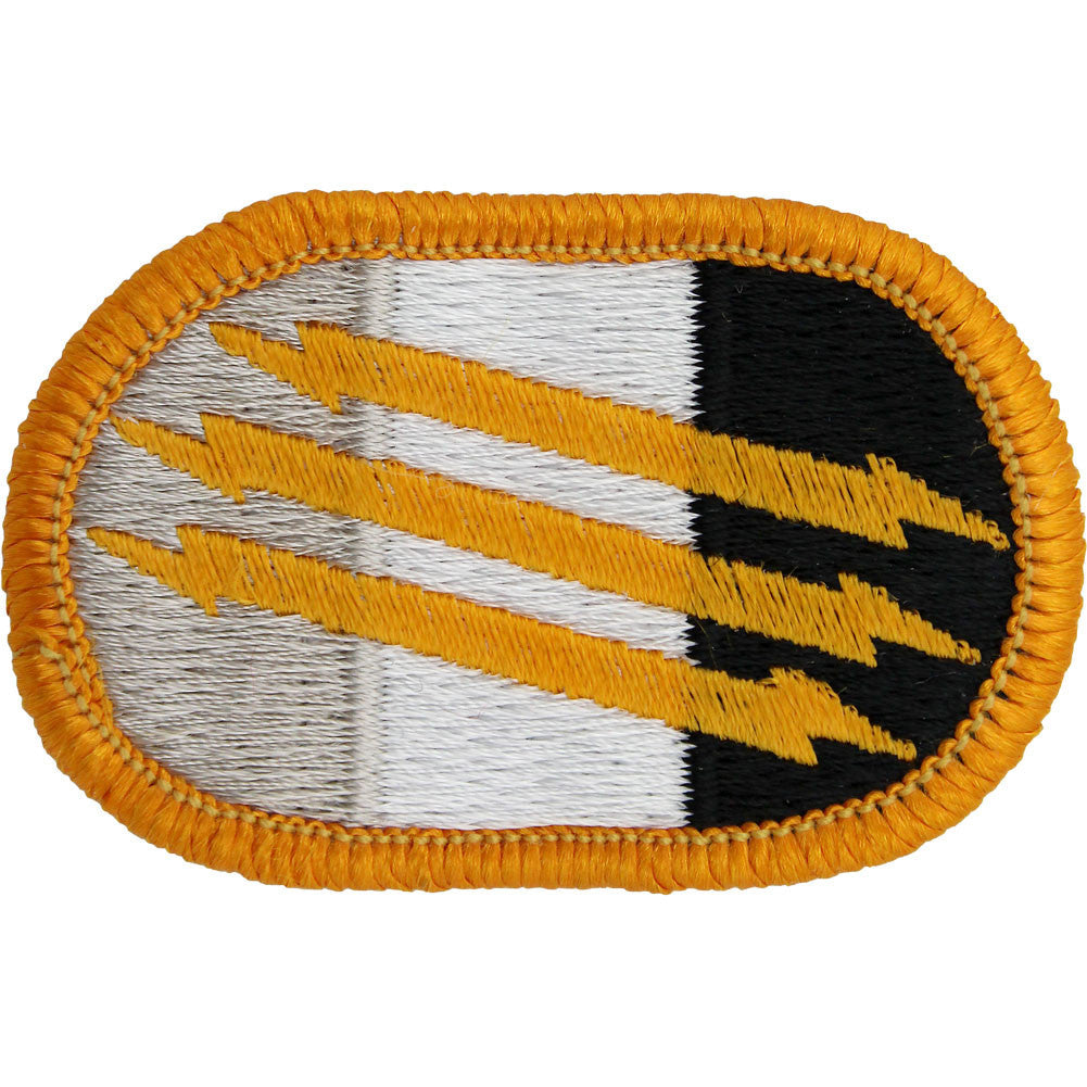 U.S. Army 4th Psychological Operations Group Oval Patch