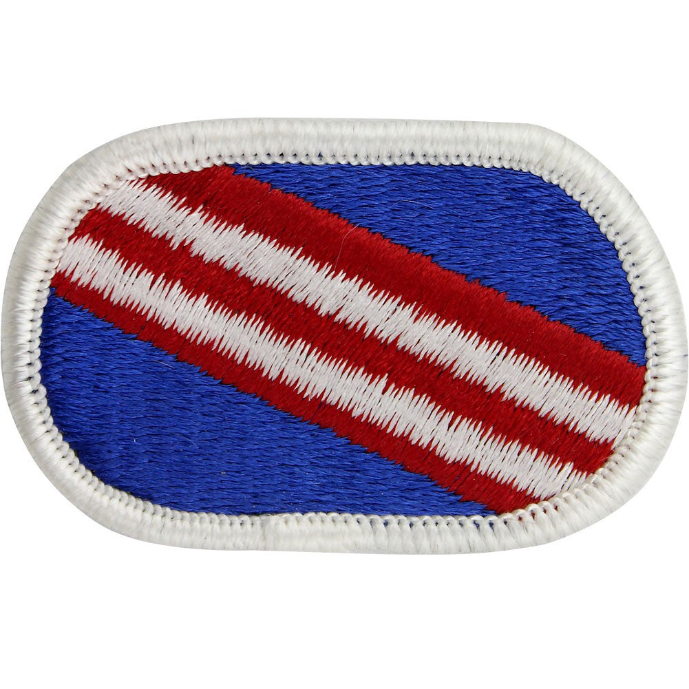 U.S. Army 4th Special Operations Support Command Oval Patch