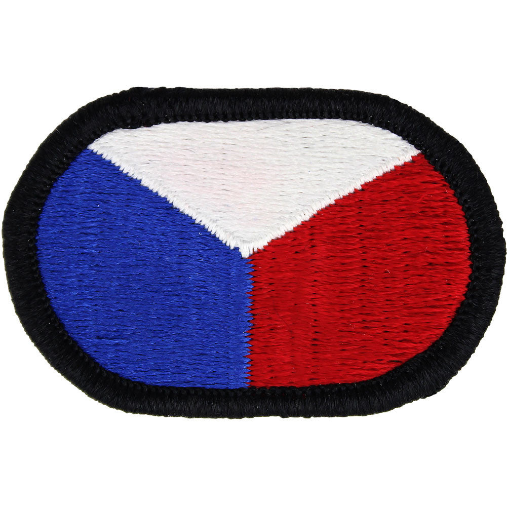 U.S. Army 6th Special Operations Support Command Oval Patch