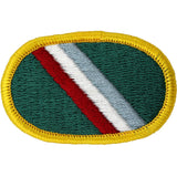 U.S. Army 11th Special Forces Group Oval Patch
