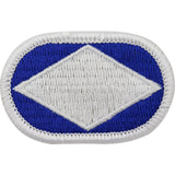 U.S. Army 18th (XVIII) Airborne Corps Headquarters and Headquarters Company Oval Patch